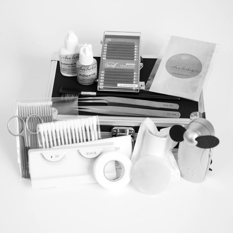 Eyelash Extension Training Certification Student Kit