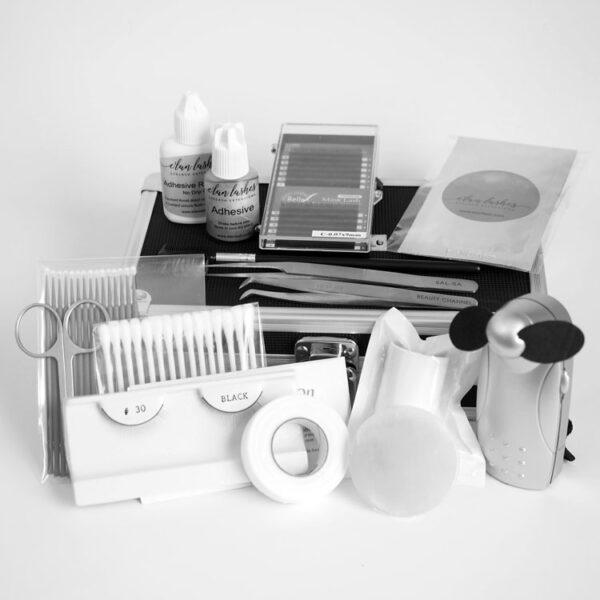 Eyelash Extension Training Certification Student Kit