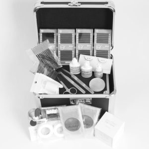 Volume Eyelash Extension Training Certification Kit E'lan Lashes